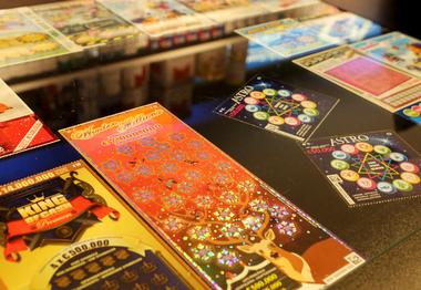 Boekhandel Braeckman - Brakel - Nationale loterij